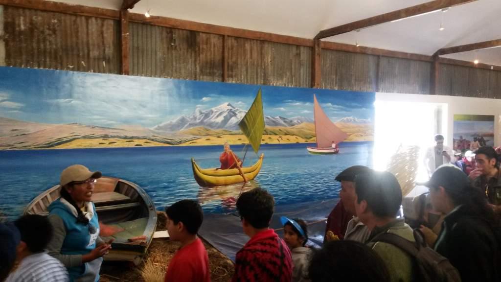 Foto museo Guaqui