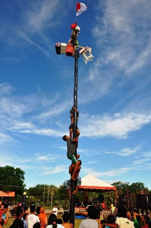 Chiquitanos Celebran Sus Tradiciones Periodico La Region