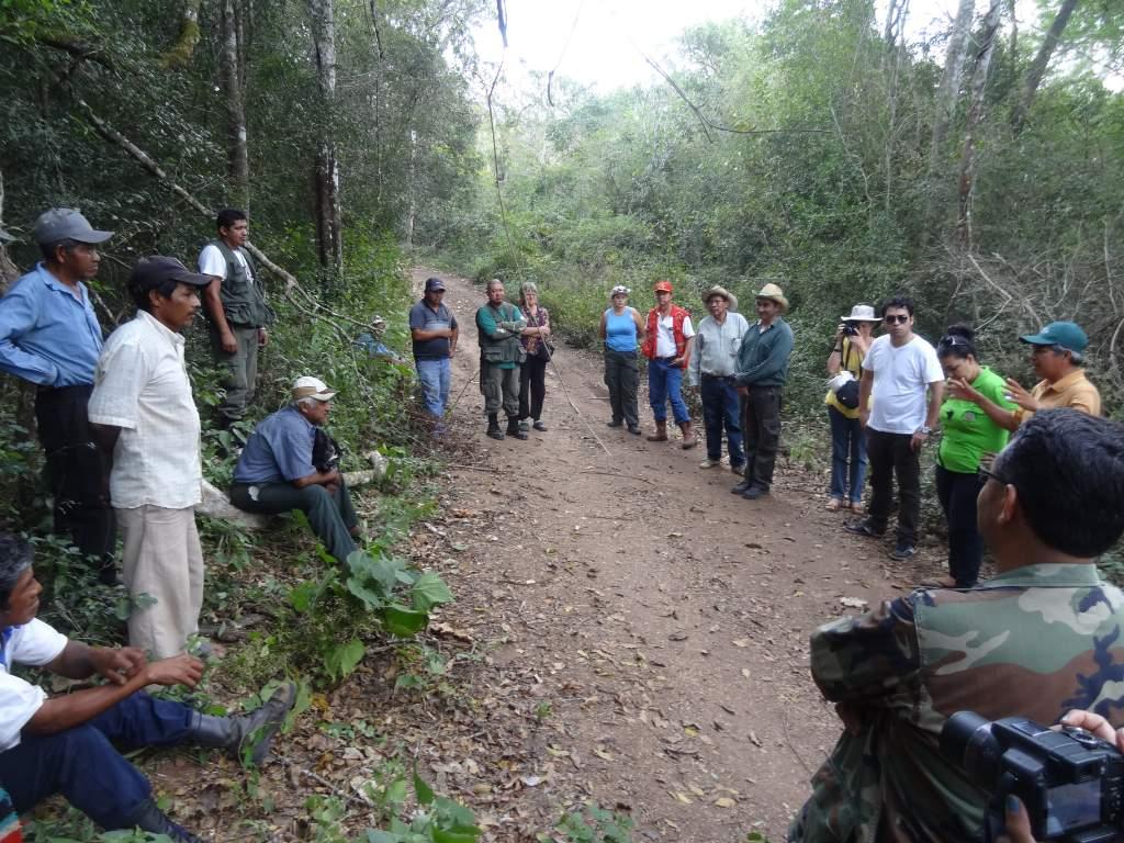 Las experiencias, información compartida y enseñanzas aprendidas se tradujeron en un éxito para los organizadores de la caravana.