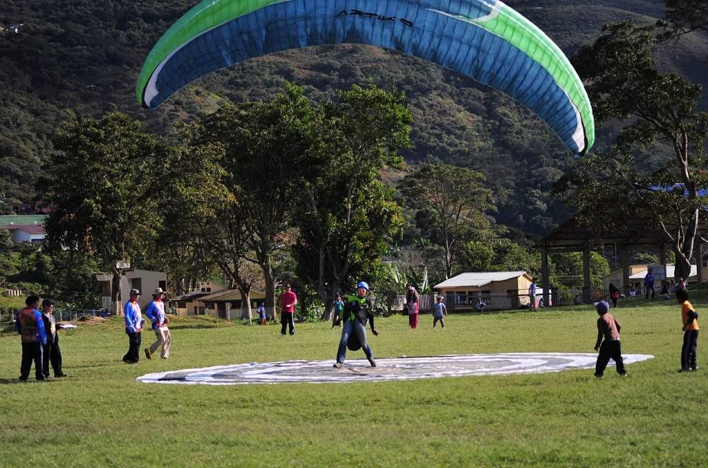 Irupanapente 2015: Desde el cielo de Irupana | Periodico La Region