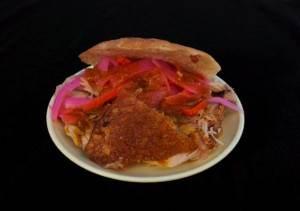 sandwich de chola