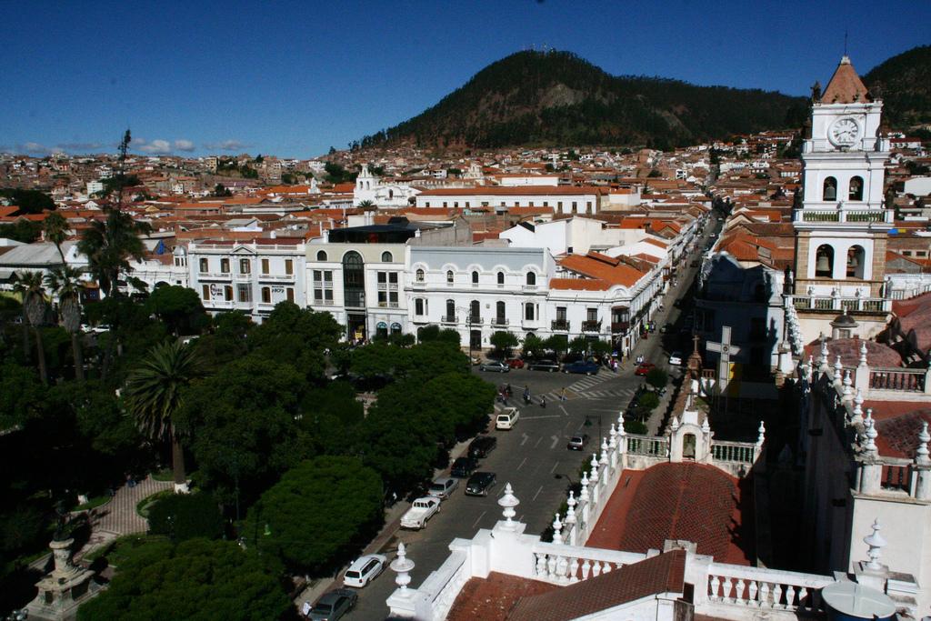 sucre capital constitucional de bolivia periodico la region