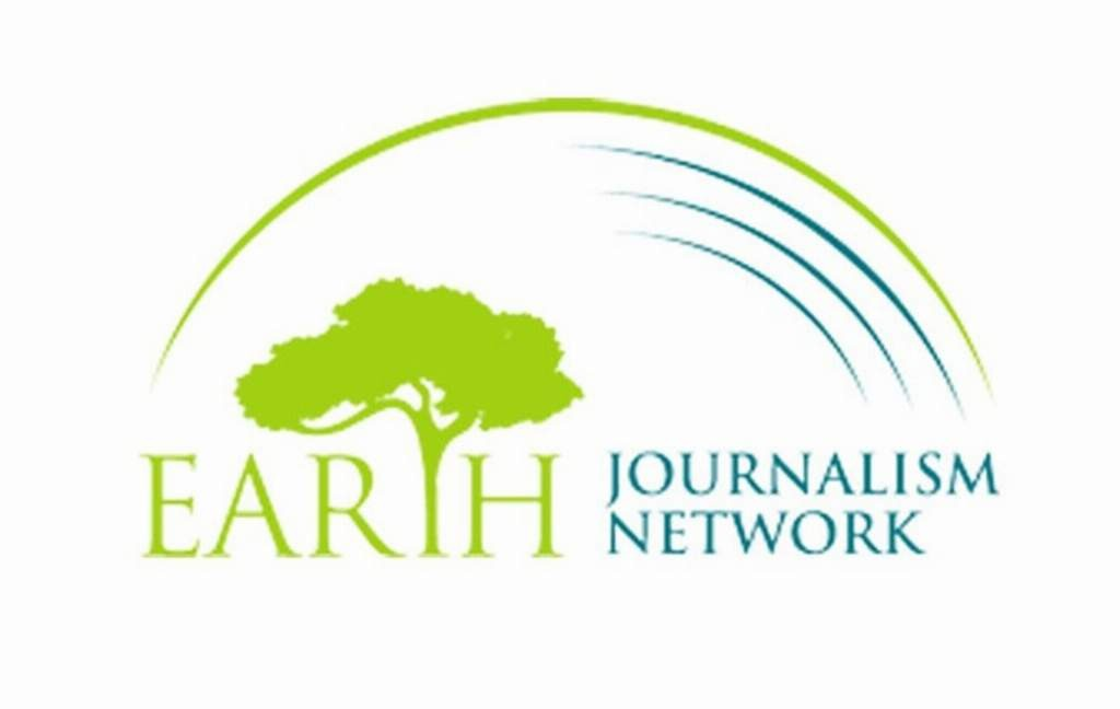Logo Earth Journalism