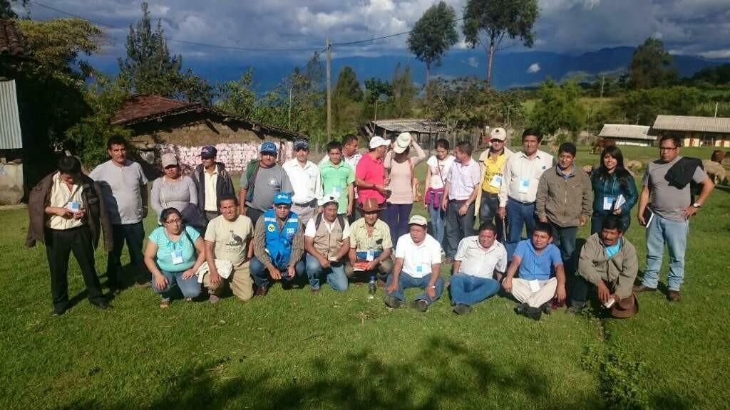FOTO 1_Participantes en la  Escuela ARA en PIURA_PERU