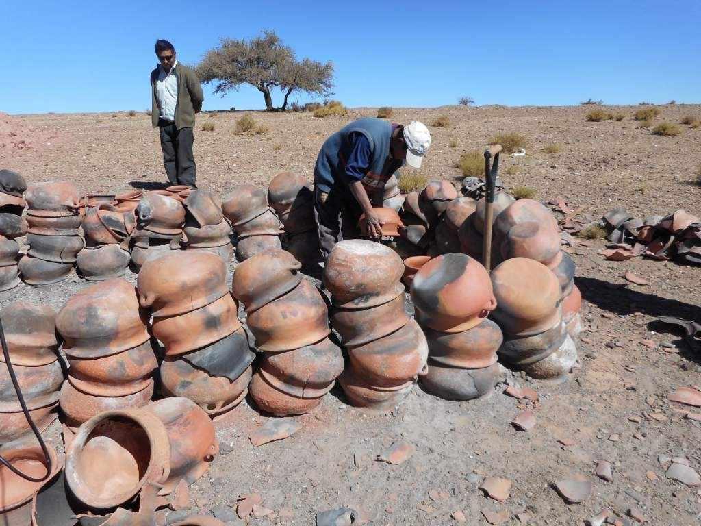 ceramica de Berque (horno 1)