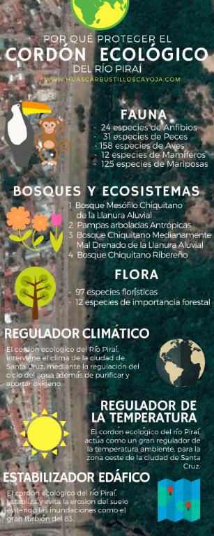 Infografía: Huascar Bustillos, miembro de la Sociedad de Biólogos, especialista en ecología e investigación ecosocial.