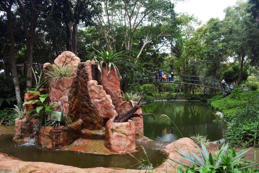 Esta reserva cuenta con diversos espacios para el disfrute de los visitantes. Foto: © Cecilia Requena Gallo
