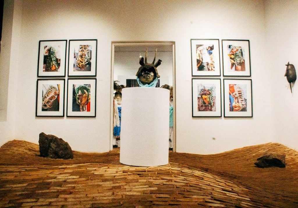 """La Manzana Uno presentará la exposición """"Yarituses"""". Foto: Manzana 1"""