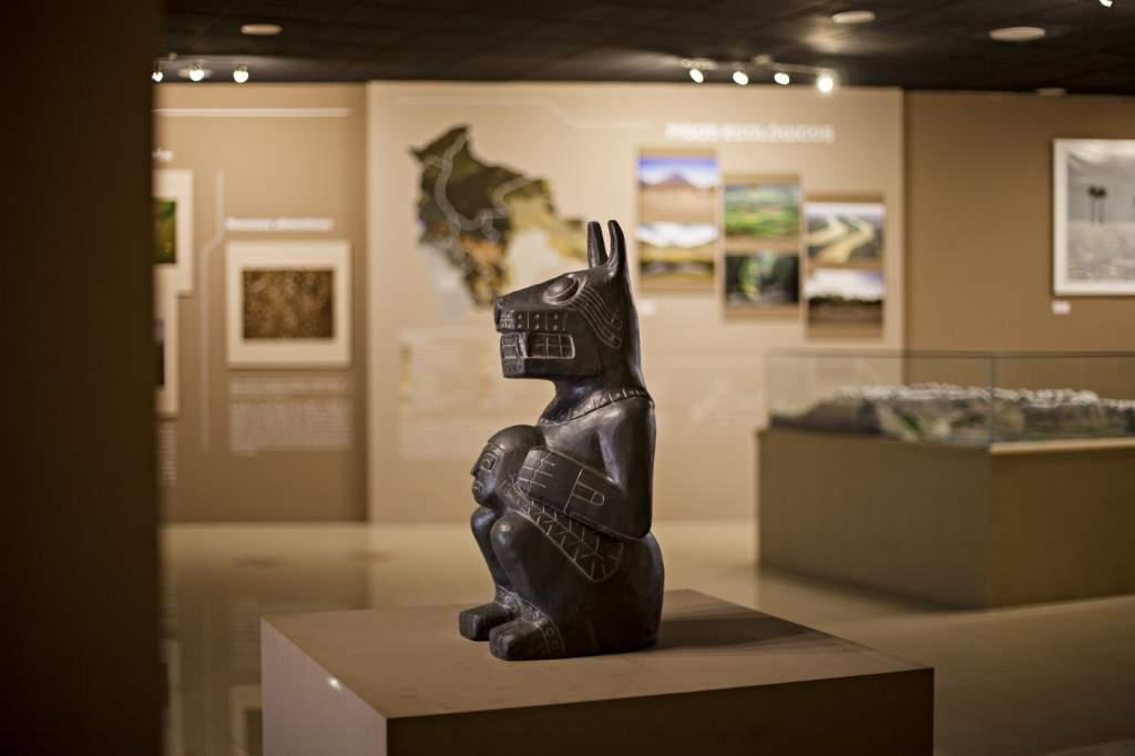 El chachapuma es una figura que representa a los guerreros tiwanakotas. Foto: Patricio Crooker ©