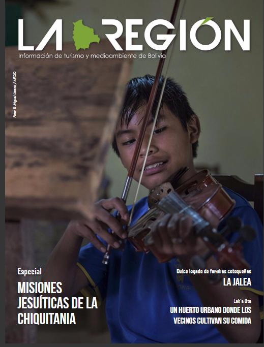 Revista La Región – Edición 35