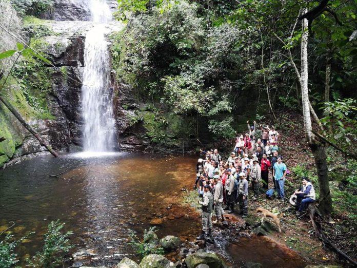 Cascadas en Roboré
